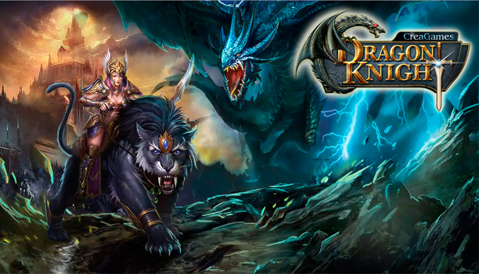 Dragon Knight Online. Обзор (1)